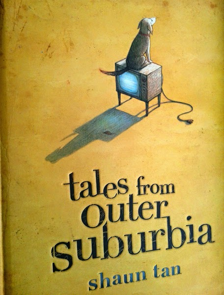tales from outer suburbia by shaun