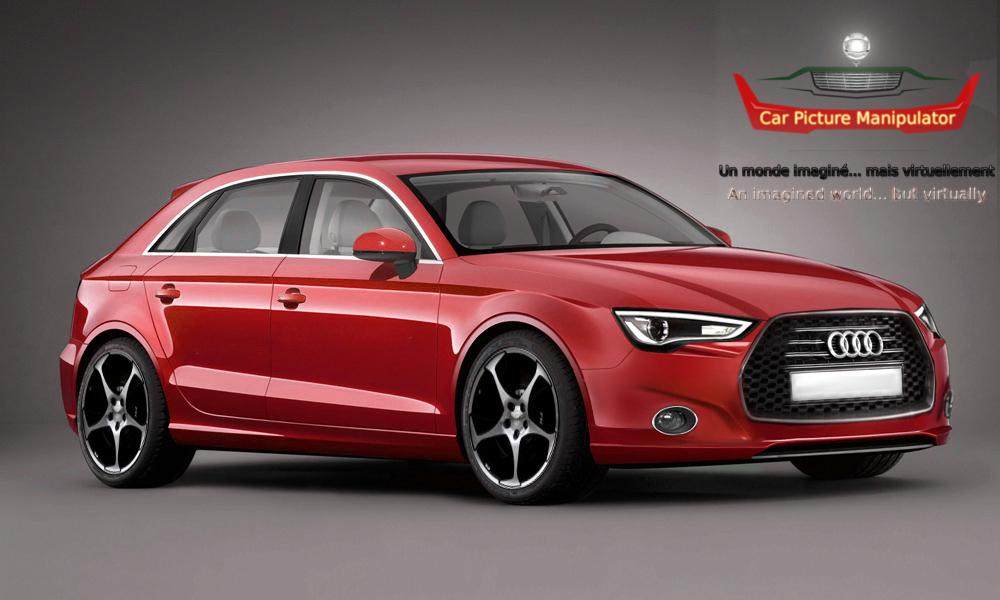 Audi futur design