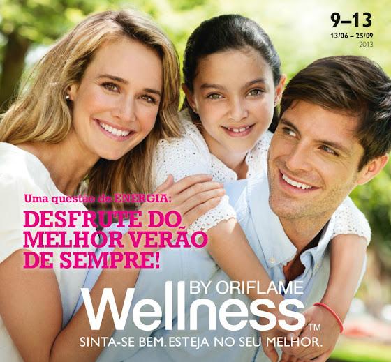 Catálogo Wellness de Verão da Oriflame - 2013