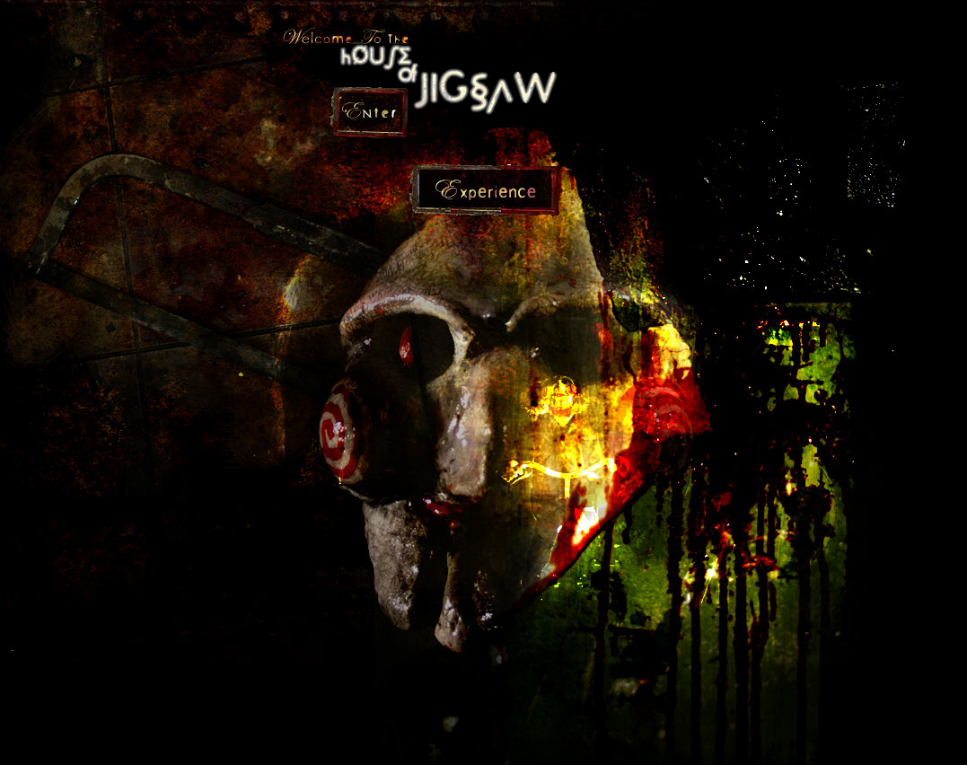 September 2012 scary wallpapers - Jigsaw wallpaper ...