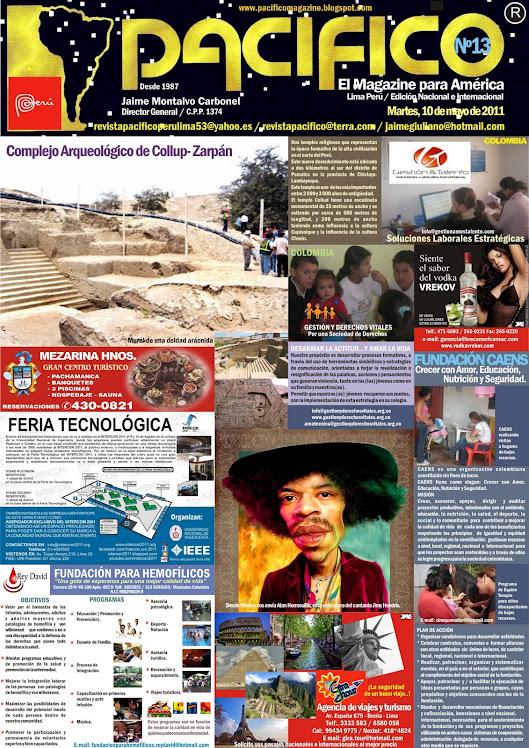 Revista Pacífico Nº 13 segunda parte