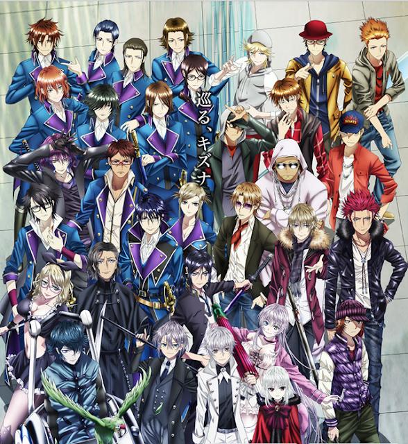 Visual K: Return of Kings