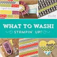 What to Washi Online Class