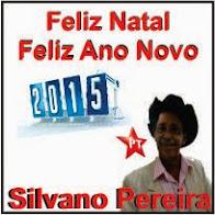 Laranjeiras do Sul:Vereador Silvano Pereira deseja a todos um Feliz Natal e um próspero ano novo