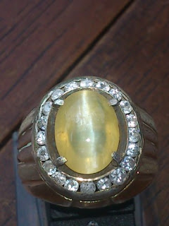 opal cat's eye