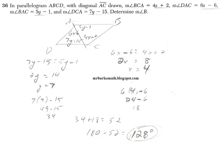 reggeo1506 36 x, why?) new york state geometry regents, june 2015 parts 3 and 4