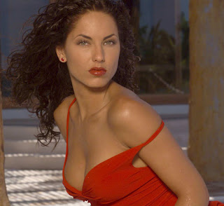 Barbara Mori Hot Cleavage Photo