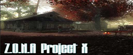 Z.O.N.A Project X v1.03 Apk Full OBB