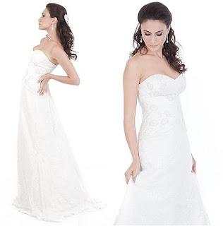 Liza Baroudi Spring Bridal 2013 Wedding Dresses