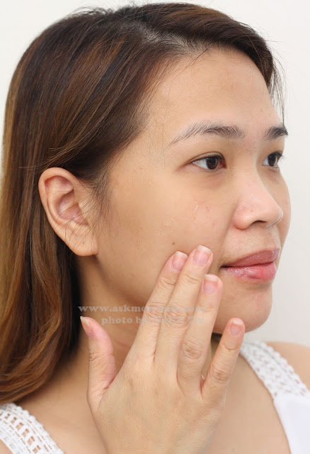 a photo o how to use Banila Co. Prime Primer Classic