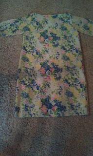 MOD Dress tutorial and pattern