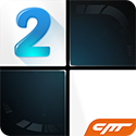 Piano Tiles 2 (Don't Tap The White Tile 2) Free Icon Logo