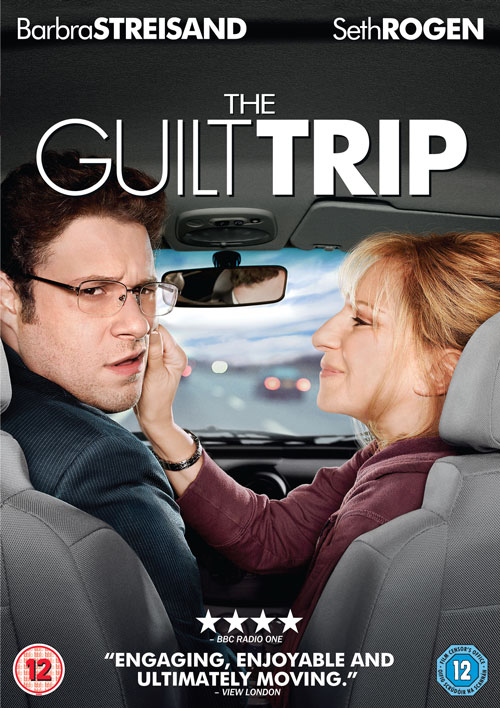 The Guilt Trip (2012) Poster