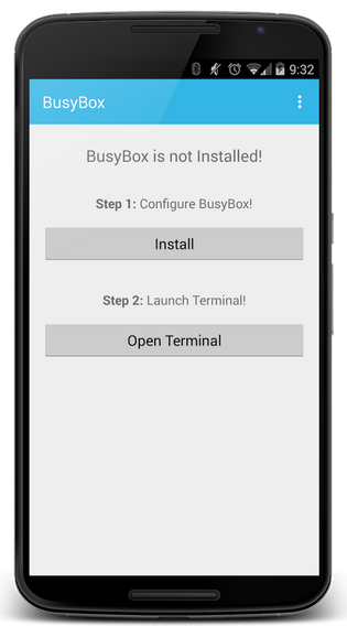 BusyBox Pro (No Root) v3.43