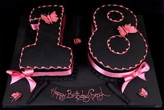 Birthday Cakes For Teenage Girls ~ 18 birthday cakes birthday cakes for teenage girls birthday cake