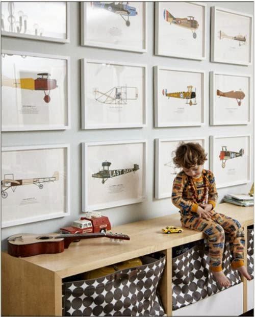 MarVi Blog Ideas DIY para decorar las paredes cuadros y lminas