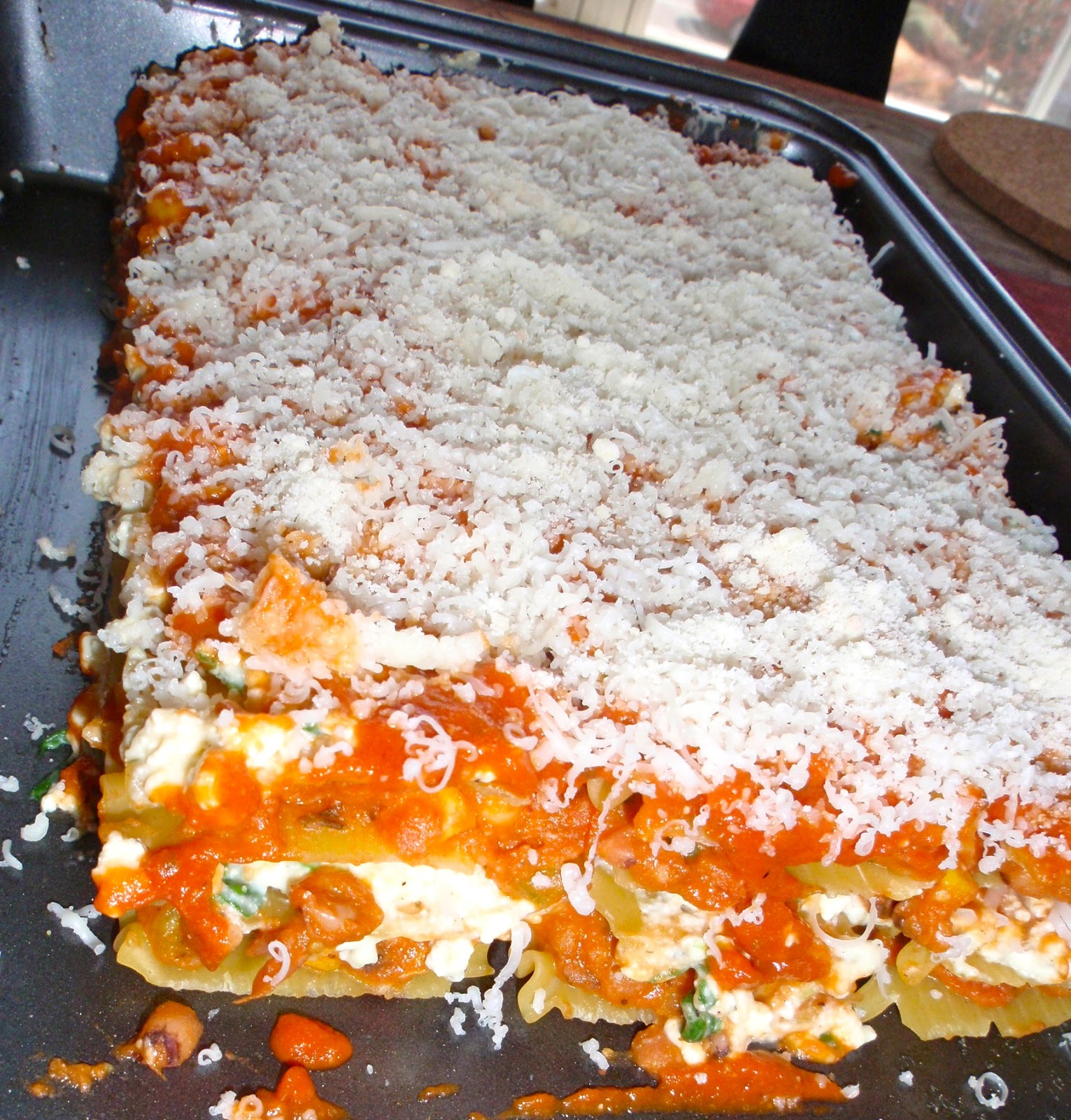 how to make sure oven ready lasagna cook