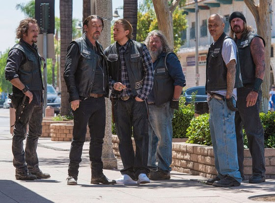 Sons of Anarchy's