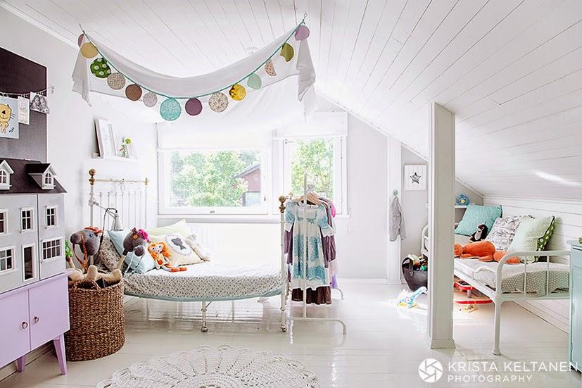 Dormitorio vintage decorar tu casa es Recamaras estilo vintage