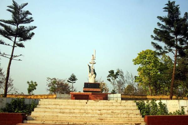 monument in sherpur