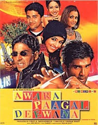 Awara Paagal Deewana (2002) Hindi Full Hd Movie Watch Online