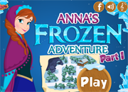 Anna Frozen Adventure Part 1