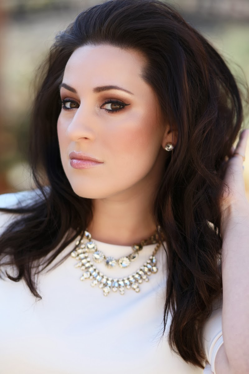 king-and-kind-style-blogger-2014-beauty-trends-bobbi-brown-pastel-lipgloss-brown-smokey-eyes-ysl-eyeliner