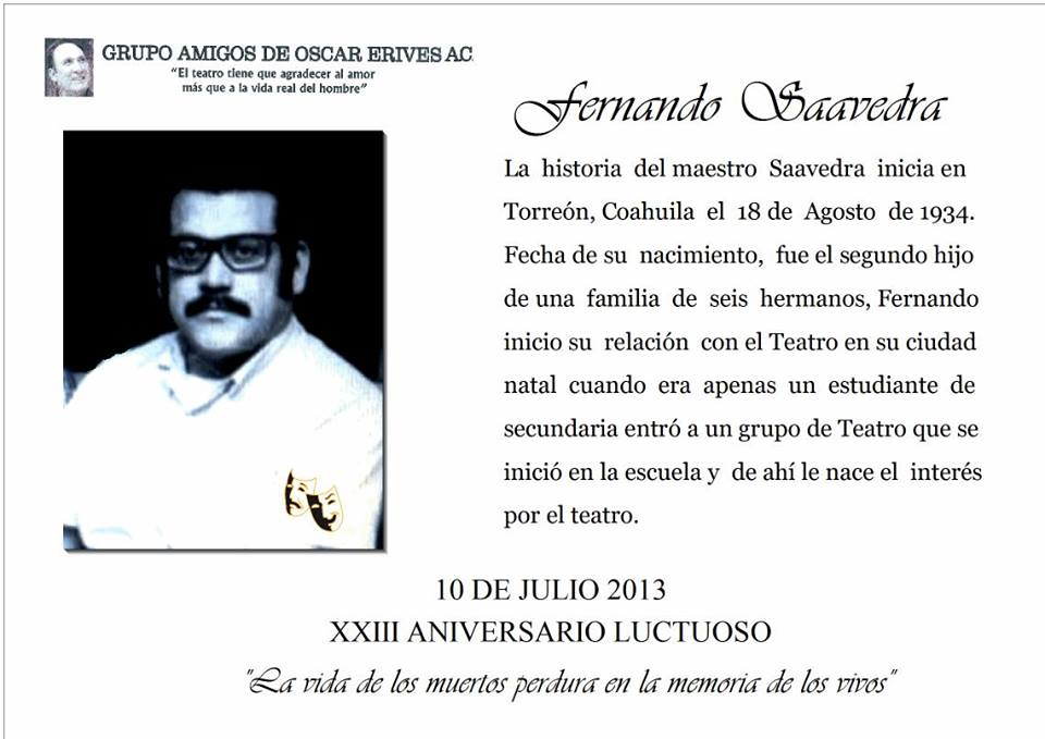 Jun 09, 2013 · En memoria de mi padre Alfonso García Quiroz, con