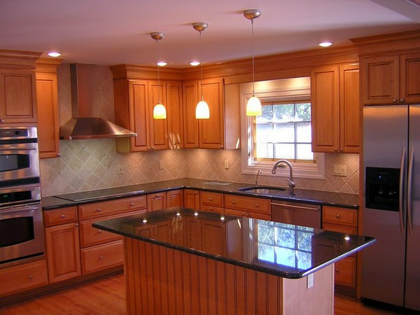 Kitchen Remodeling Ideas For Spacious Homes