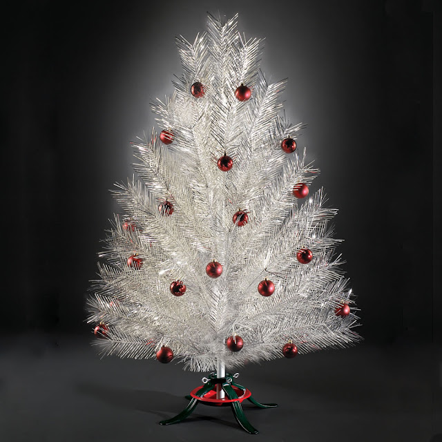 Christmas Trees By Robert Frost Part - 25: 1960u0027S ALUMINUM CHRISTMAS TREES!