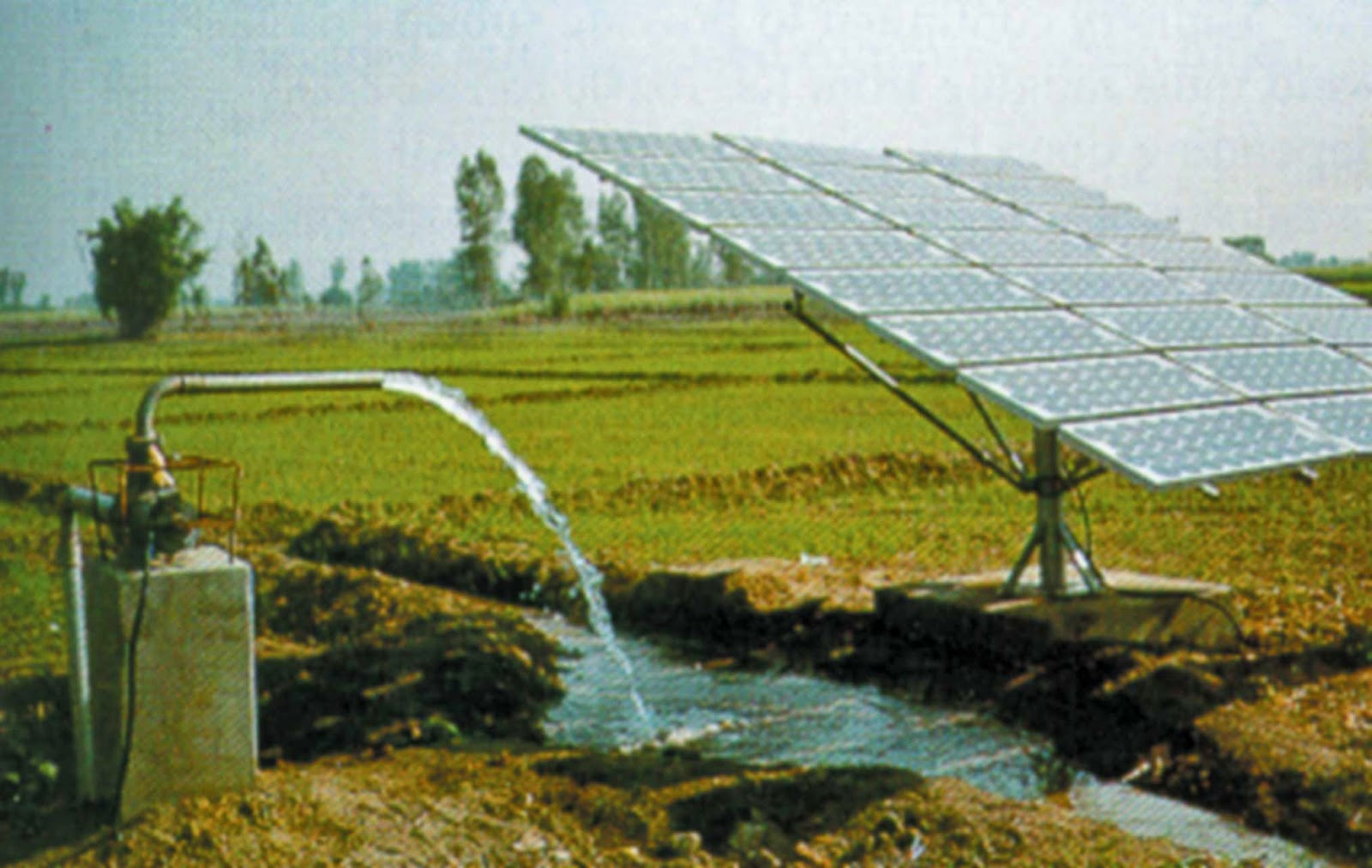 well water irrigation system in india