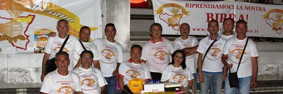 DONAZIONE AL BIRRIFICIO MESSINA DA PARTE DEL TENNIS CLUB CURCURACI