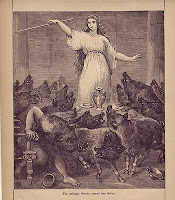 Circe, the witch