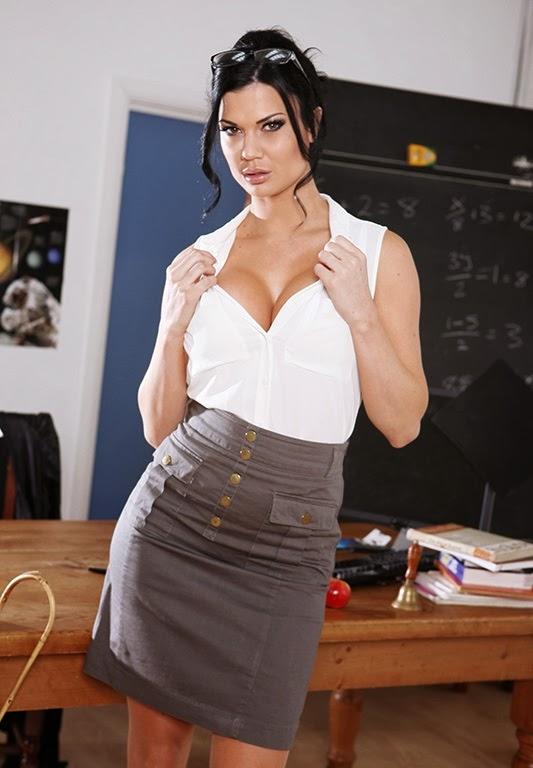 Boobed Bitches: Jasmine Jae - Giving Teacher the D