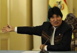Morales anuncia nova estatização