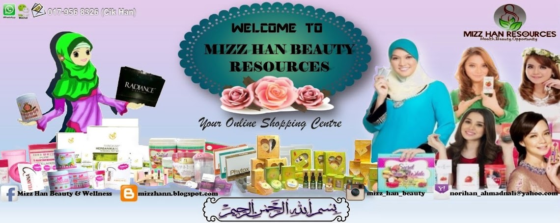 Mizz Han Beauty Resources