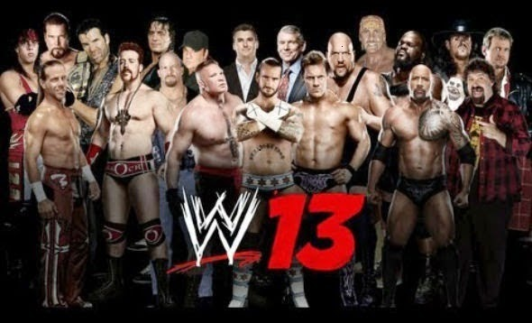 WWE 13 PC Game
