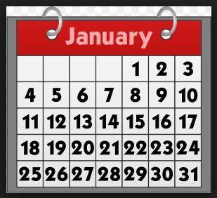 MHS Band Calendar
