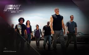 Fast Five 2011 Action Films