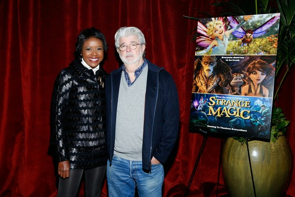 New York Special Screening Of Lucasfilm's STRANGE MAGIC