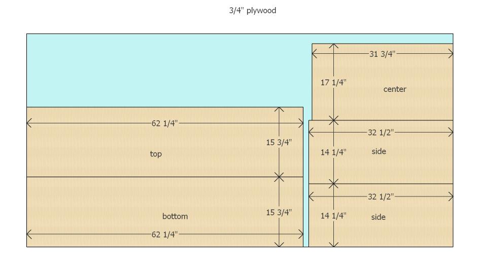 Copycat home shaker style dresser plans for Shaker style home plans