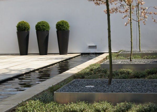 C mo crear un jard n minimalista guia de jardin for Jardins zen et contemporains