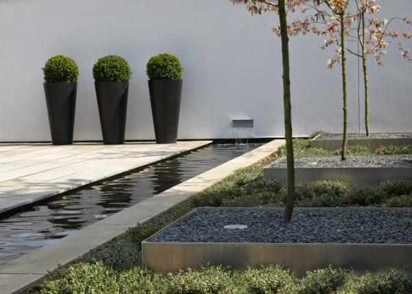 Tendencias de decoraci n con plantas plantas for Decoracion jardin minimalista