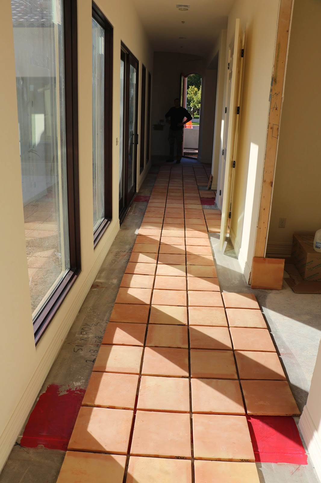 saltillo floor tile