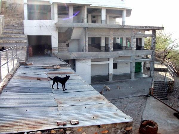 Dharmsala under-construction