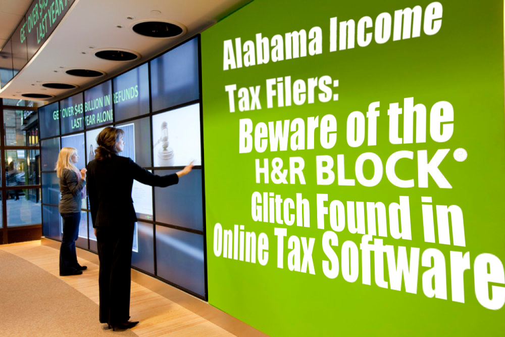 H&R Block Income Tax Return