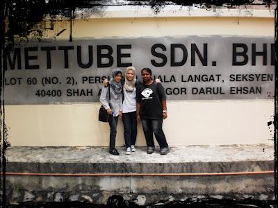 PTA at MetTube Sdn.Bhd