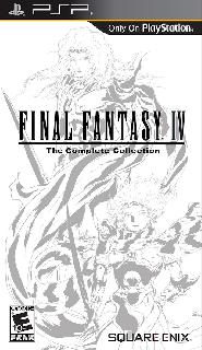 Download Final Fantasy IV Complete Collection PSP ISO