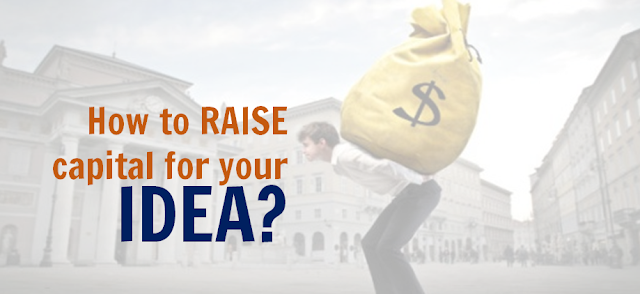 raise capital idea startup