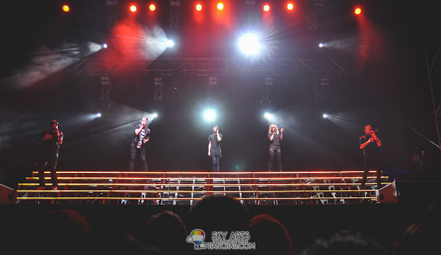 A photo of Pentatonix Live In Malaysia for your FB Cover